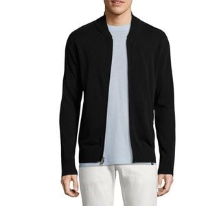 NWT Vilebrequin Collection zip up cardigan